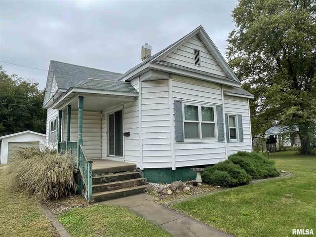 969 N Springfield Street, Virden, IL 62690 (#CA1010613) :: Kathy Garst Sales Team