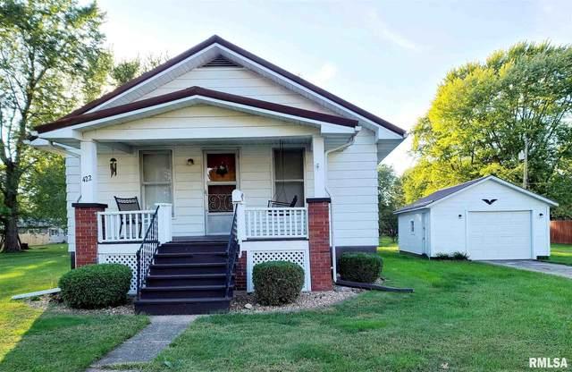 422 Denby Street, Carlinville, IL 62626 (#CA1010619) :: RE/MAX Professionals