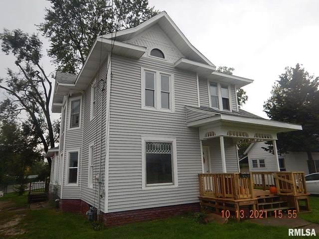 137 W Division Street, Kewanee, IL 61443 (MLS #QC4227480) :: BN Homes Group