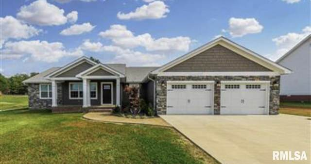 1807 Colonial Drive, Marion, IL 62959 (MLS #QC4227489) :: BN Homes Group
