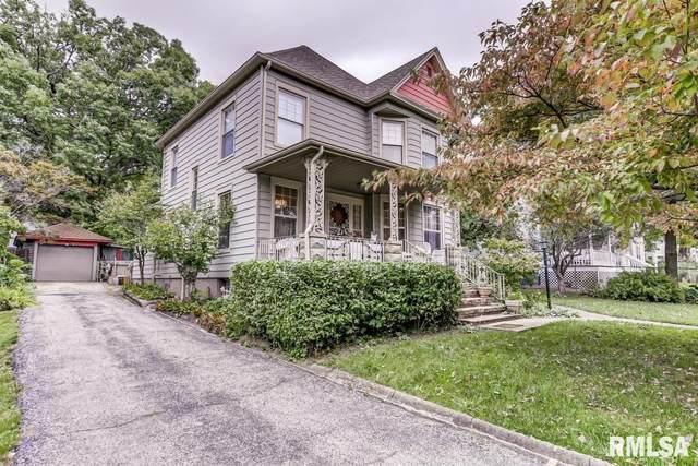 309 E Keys Avenue, Springfield, IL 62702 (#CA1010664) :: Killebrew - Real Estate Group
