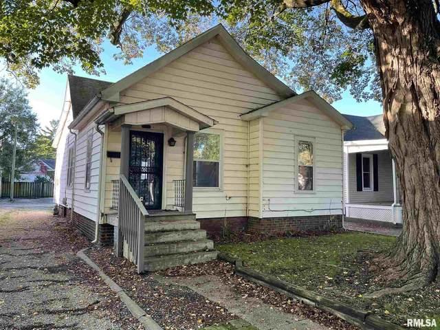 514 W Vine Street, Springfield, IL 62704 (#CA1010668) :: Killebrew - Real Estate Group