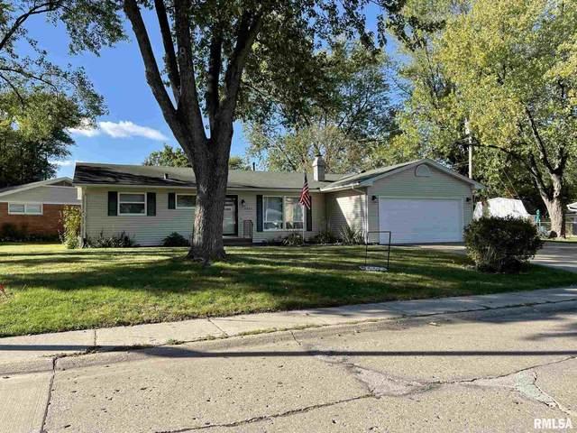 2525 4TH Street A, East Moline, IL 61244 (#QC4227522) :: Paramount Homes QC