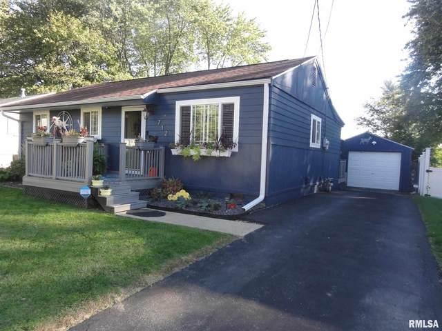 712 E Division Avenue, Peoria Heights, IL 61616 (#PA1229687) :: Killebrew - Real Estate Group