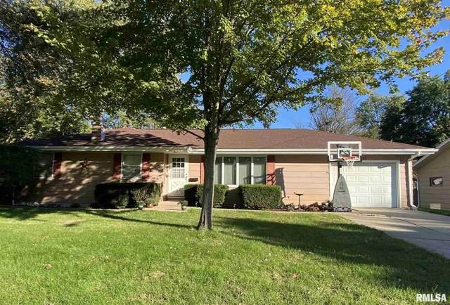 802 W Chase Street, Macomb, IL 61455 (#PA1229693) :: RE/MAX Professionals