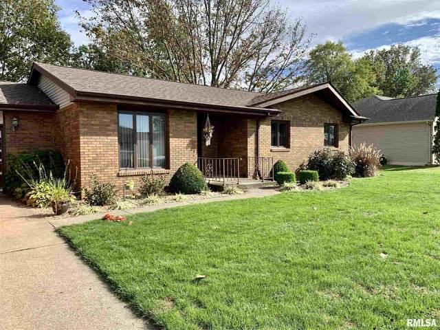 1208 7TH Street, Pawnee, IL 62558 (#CA1010701) :: Paramount Homes QC