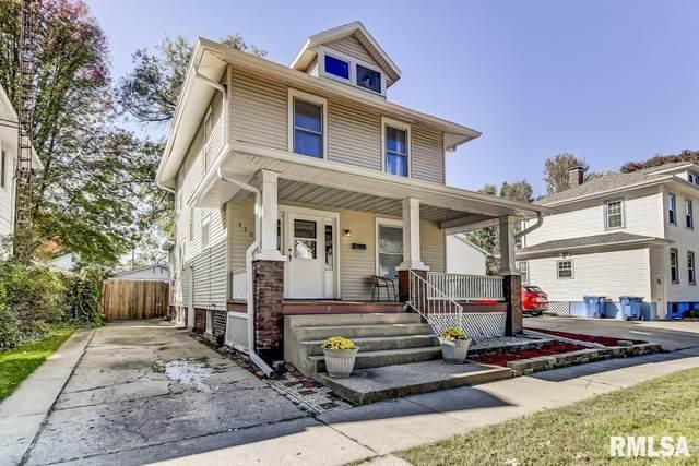 1305 S Walnut Street, Springfield, IL 62704 (#CA1010705) :: Paramount Homes QC