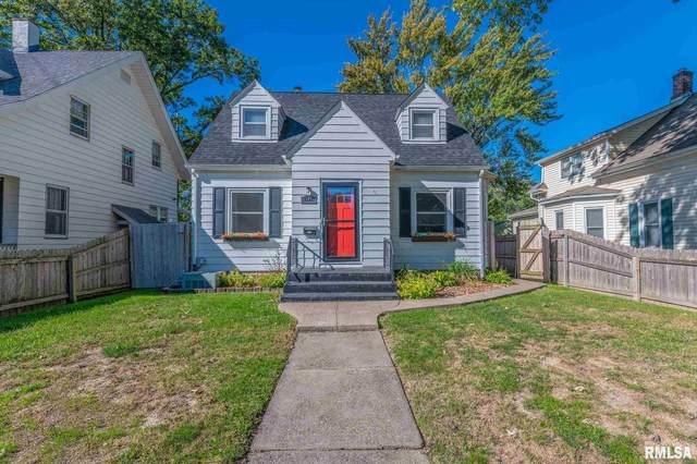 2547 5TH Street, Moline, IL 61265 (#QC4227580) :: Paramount Homes QC