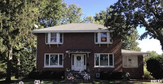 2207 N Broad Street, Galesburg, IL 61401 (#CA1010712) :: Mel Foster Co.