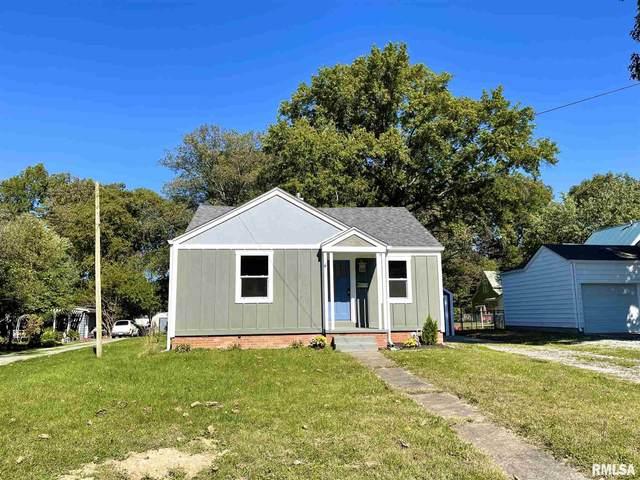 305 Webster, Benton, IL 62812 (#QC4227620) :: Paramount Homes QC