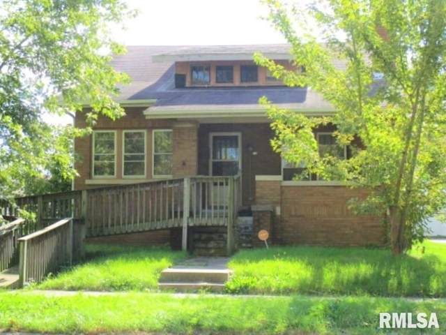 316 E Mcclure Avenue, Peoria, IL 61603 (#PA1229762) :: Mel Foster Co.