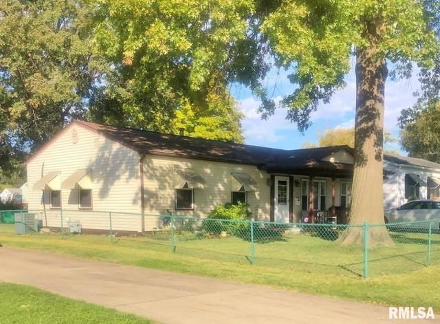 115 Carter Lane, Lincoln, IL 62656 (#CA1010728) :: Killebrew - Real Estate Group
