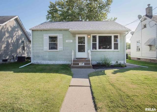 1103 S Concord Street, Davenport, IA 52802 (#QC4227638) :: RE/MAX Professionals