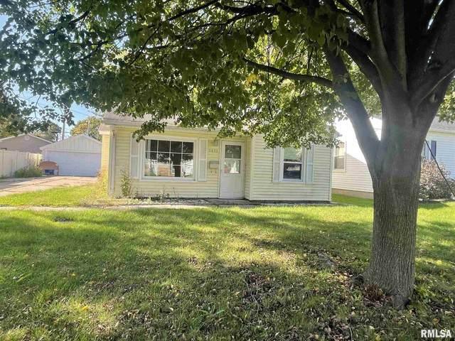 2421 47TH Street, Moline, IL 61265 (#QC4227646) :: Paramount Homes QC