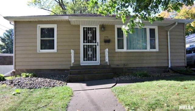 2356 45TH Street, Rock Island, IL 61201 (#QC4227650) :: Paramount Homes QC