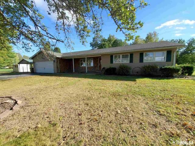 700 Tuthill Lane, Elkville, IL 62932 (#QC4227659) :: Killebrew - Real Estate Group