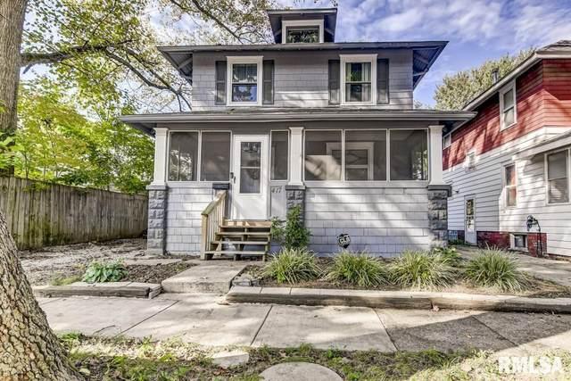 417 S Lincoln Avenue, Springfield, IL 62704 (#CA1010750) :: Killebrew - Real Estate Group