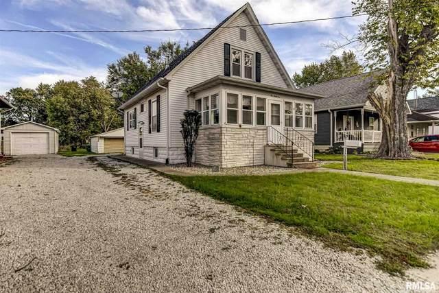 131 E Palmer Street, Taylorville, IL 62568 (#CA1010752) :: Killebrew - Real Estate Group