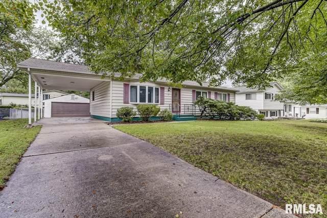 14 Lariat Drive, Springfield, IL 62702 (#CA1010753) :: Killebrew - Real Estate Group