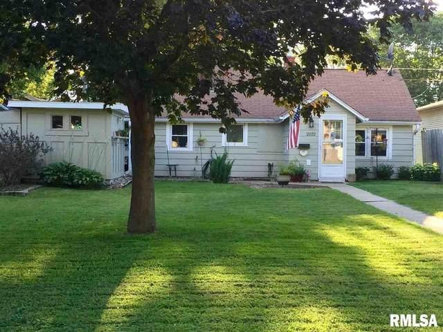 2222 43RD Street, Rock Island, IL 61201 (#QC4227680) :: Paramount Homes QC