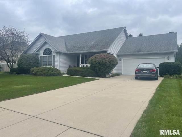 3704 Wexford Drive, Springfield, IL 62704 (#CA1010777) :: Kathy Garst Sales Team