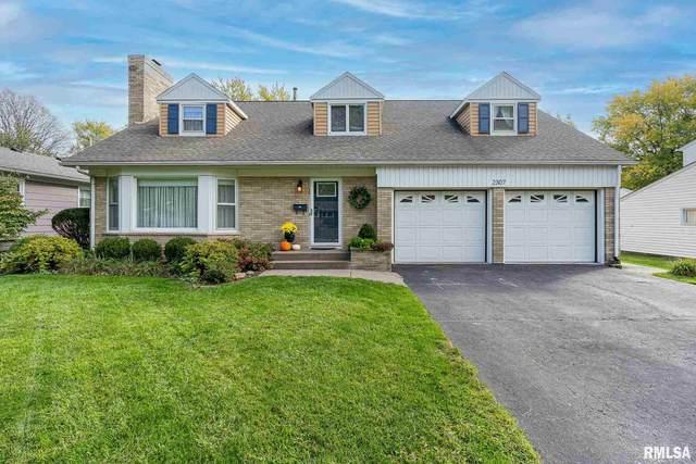 2307 37TH Street, Rock Island, IL 61201 (#QC4227685) :: Paramount Homes QC