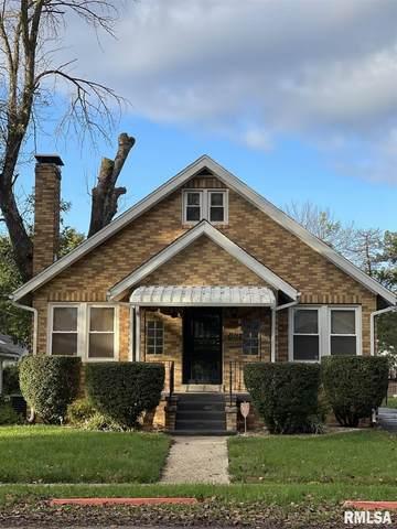 1815 E Spruce Street, Springfield, IL 62703 (#CA1010785) :: Kathy Garst Sales Team