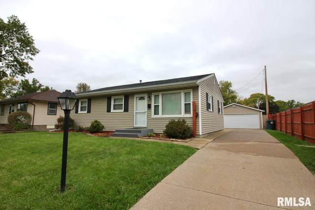 2116 N Linwood Avenue, Davenport, IA 52804 (#QC4227686) :: Paramount Homes QC