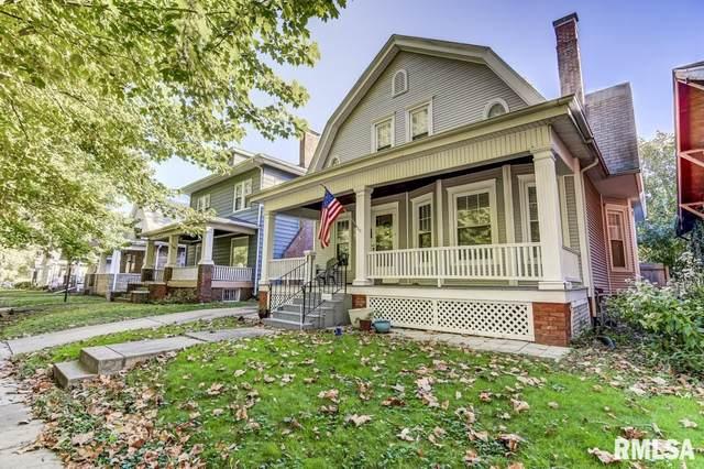 1732 S College Street, Springfield, IL 62704 (#CA1010787) :: Kathy Garst Sales Team