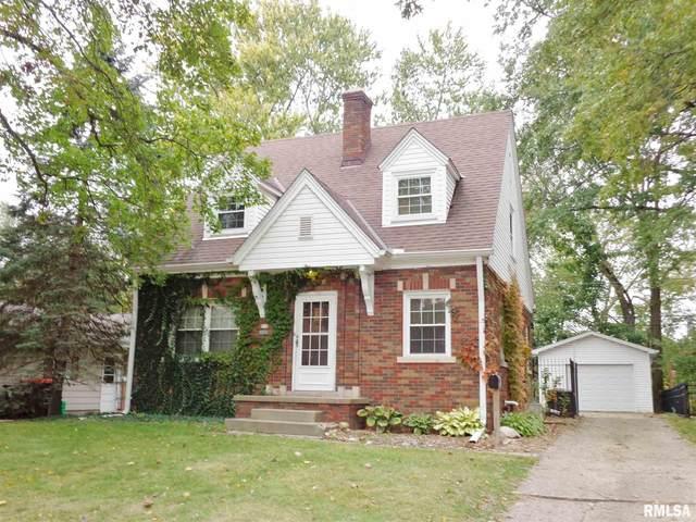 315 N Kickapoo Terrace, Peoria, IL 61604 (#PA1229813) :: Paramount Homes QC
