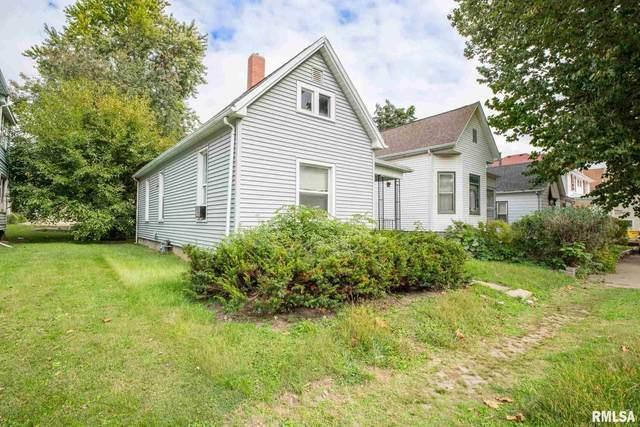 1715 W Fredonia Avenue, Peoria, IL 61606 (#PA1229816) :: Paramount Homes QC