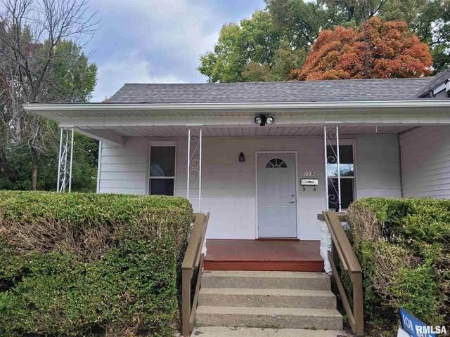 109 W Vine Street, Springfield, IL 62704 (#CA1010816) :: RE/MAX Professionals