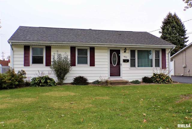 933 Olive Street, Galesburg, IL 61401 (#CA1010819) :: RE/MAX Professionals