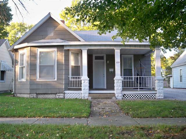 533 W Canedy Street, Springfield, IL 62704 (#CA1010836) :: RE/MAX Professionals