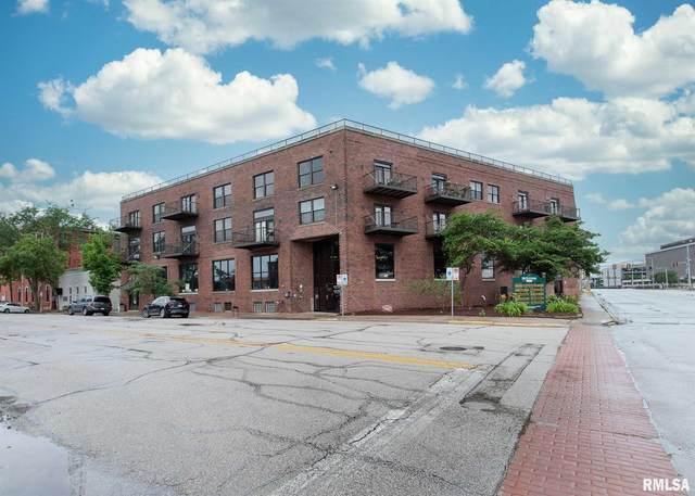 110 19TH Street #202, Rock Island, IL 61201 (#QC4227781) :: Mel Foster Co.