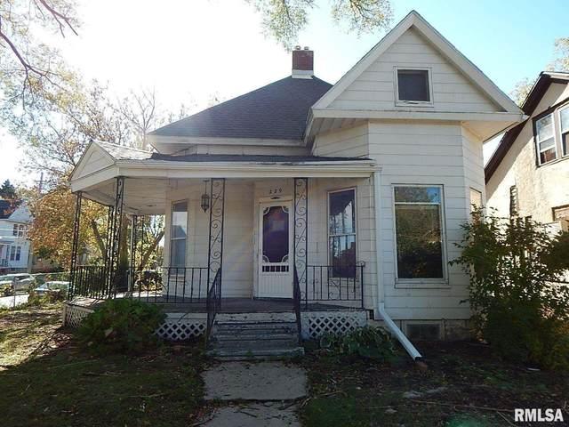 229 E Locust Street, Davenport, IA 52803 (#QC4227785) :: Mel Foster Co.
