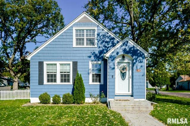 925 E Wilson Avenue, Peoria Heights, IL 61616 (#PA1229866) :: Mel Foster Co.