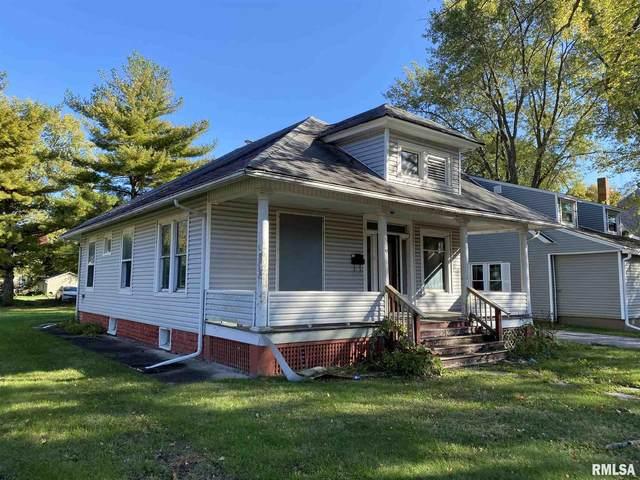 519 N Johnson Street, Macomb, IL 61455 (#PA1229868) :: Mel Foster Co.