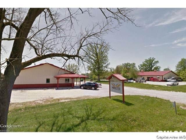 1390 & 1398 Horse Farm, Divernon, IL 62530 (#CA191489) :: RE/MAX Professionals