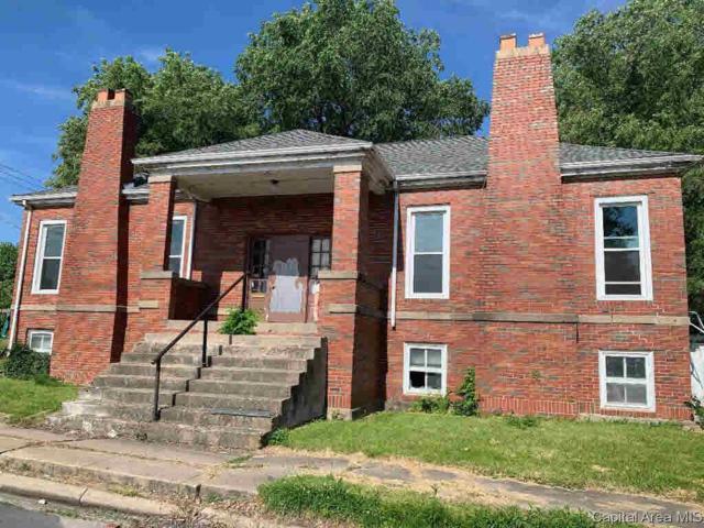116 S Hardin, Ashland, IL 62612 (#CA187413) :: Killebrew - Real Estate Group