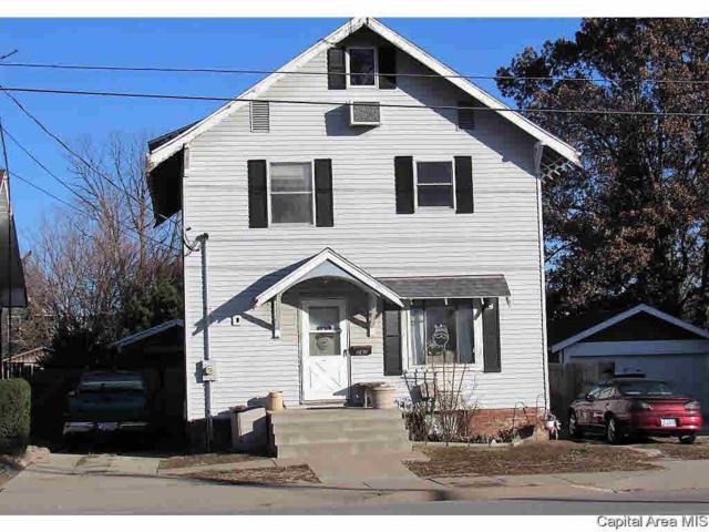 267 N Henderson St, Galesburg, IL 61401 (#CA190108) :: Adam Merrick Real Estate