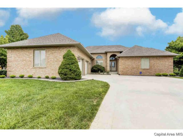 3116 Ironlake Circle, Springfield, IL 62711 (#CA185577) :: Adam Merrick Real Estate