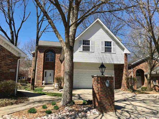 2121 Timberview Drive, Springfield, IL 62702 (#CA190015) :: Killebrew - Real Estate Group