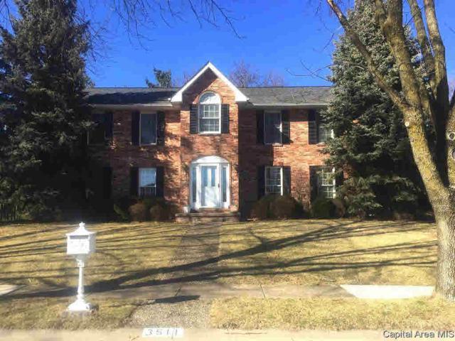 3511 Persimmon Drive, Springfield, IL 62712 (#CA191496) :: Killebrew - Real Estate Group
