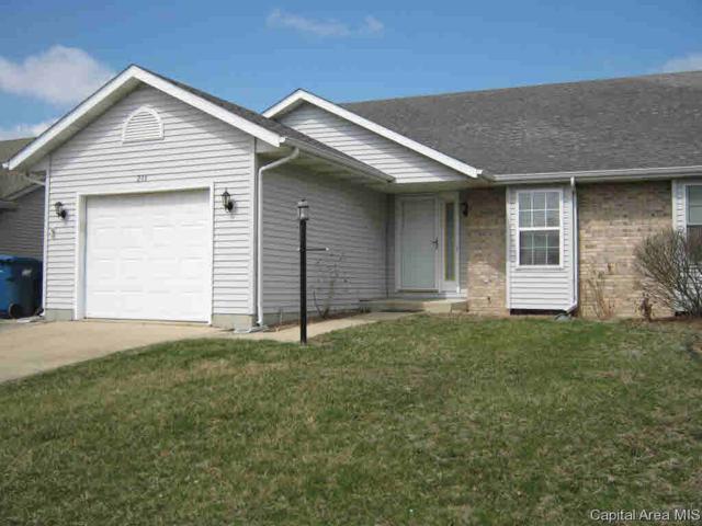 211 Eagle Ridge Drive, Chatham, IL 62629 (#CA191713) :: Killebrew - Real Estate Group
