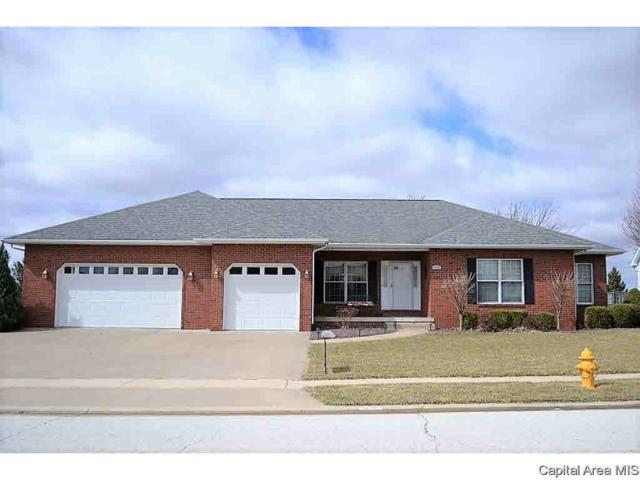 27 Eleanor Lane, Jacksonville, IL 62650 (#CA191944) :: Adam Merrick Real Estate