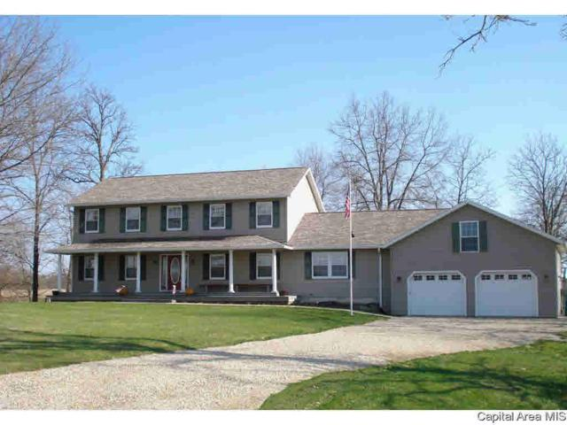 1132 Old Wagon Road, Knoxville, IL 61448 (#CA192045) :: Adam Merrick Real Estate