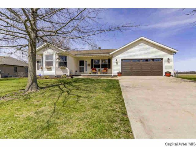 23578 Grist Mill Ln, Athens, IL 62613 (#CA192137) :: Killebrew - Real Estate Group