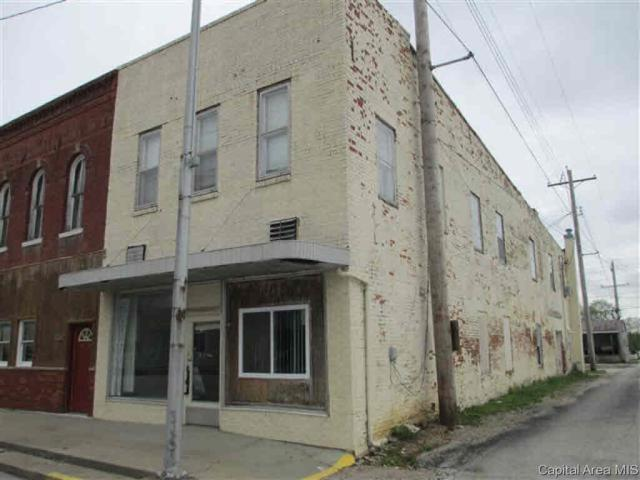 21 S Main, Winchester, IL 62694 (#CA192527) :: Adam Merrick Real Estate