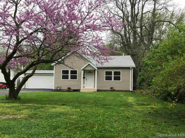 414 Superior, Jacksonville, IL 62650 (#CA192496) :: Killebrew - Real Estate Group